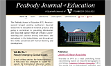 Peabody Journal of Education