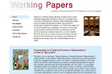 Working Papers website
